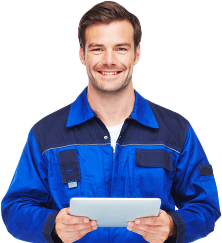 service man png
