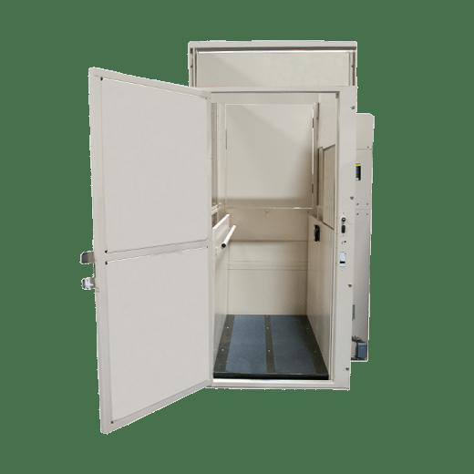 HA EPL Product SteelSides DoorOpen