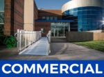 Thumbnail image of commercial ramp outside of building