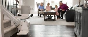 Patriot Mobility Inc. - What options come with a Stairlift