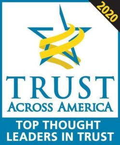 TRUST Though Leader Badge