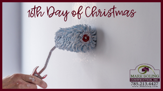 16th Day of Christmas