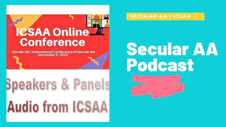 Secular AA Podcast