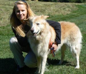 sarah dog food coach