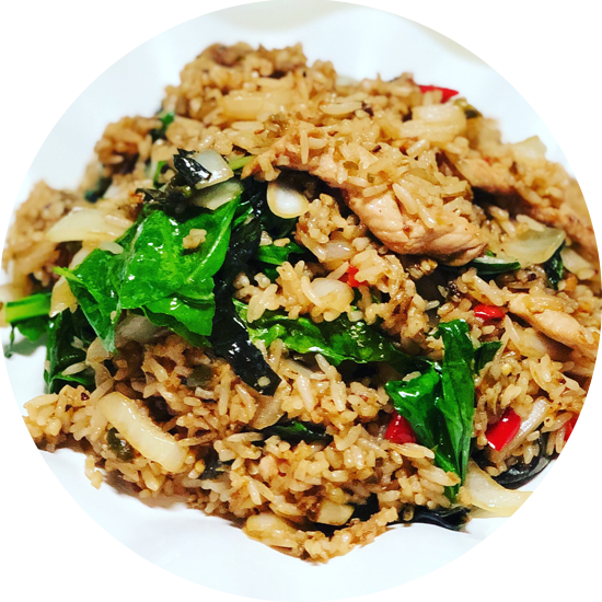 Basil-Fried-Rice