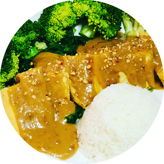 Chicken-Peanut-Sauce