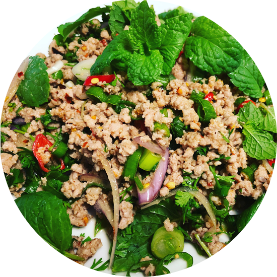 Larb-Salad-Chicken