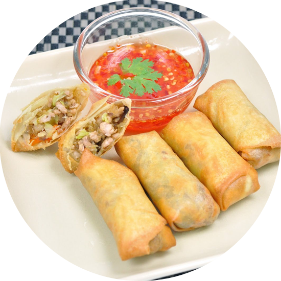Vegetable-Egg-Rolls