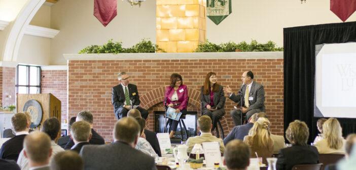 Christian Business Leaders Summit panel
