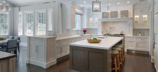 kitchen cedar