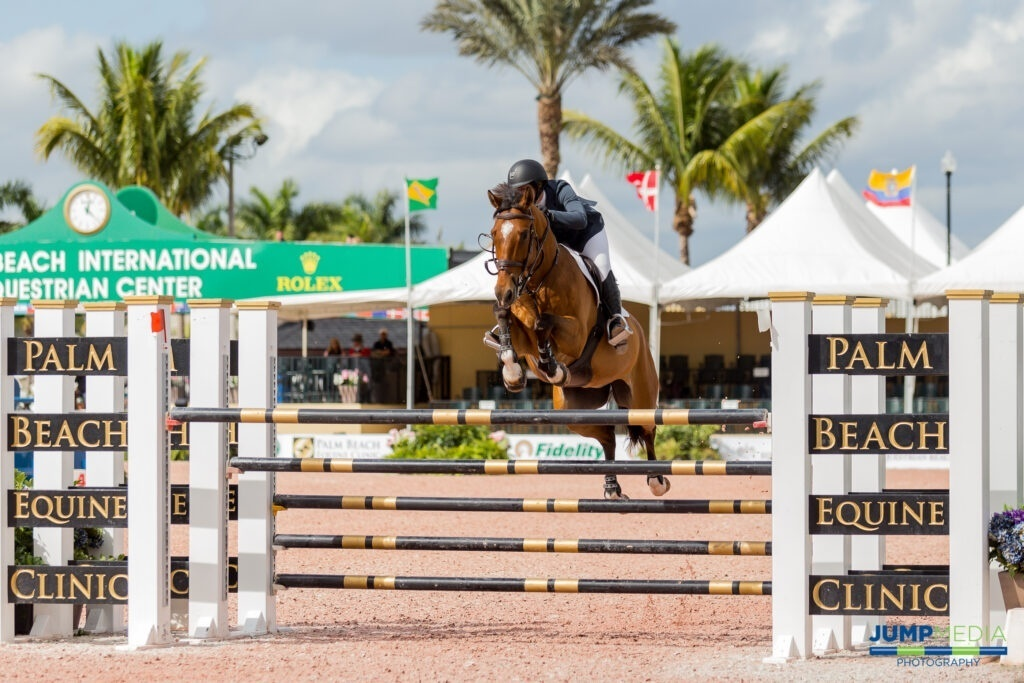 Palm Beach Equine Clinic is the Official Veterinarian of the Palm Beach International Equestrian Center.