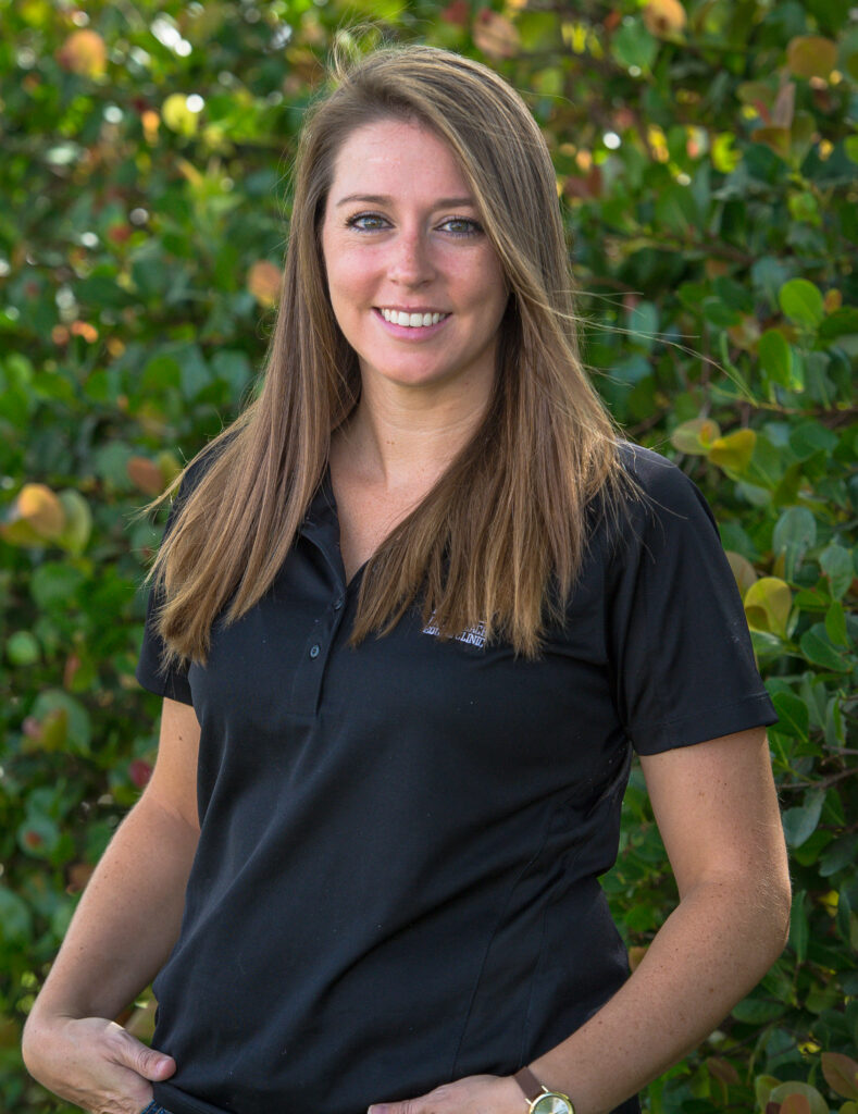 Palm Beach Equine Clinic Veterinarian Dr. Katie Atwood