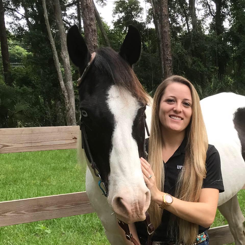 Sidney Chanutin Palm Beach Equine Clinic