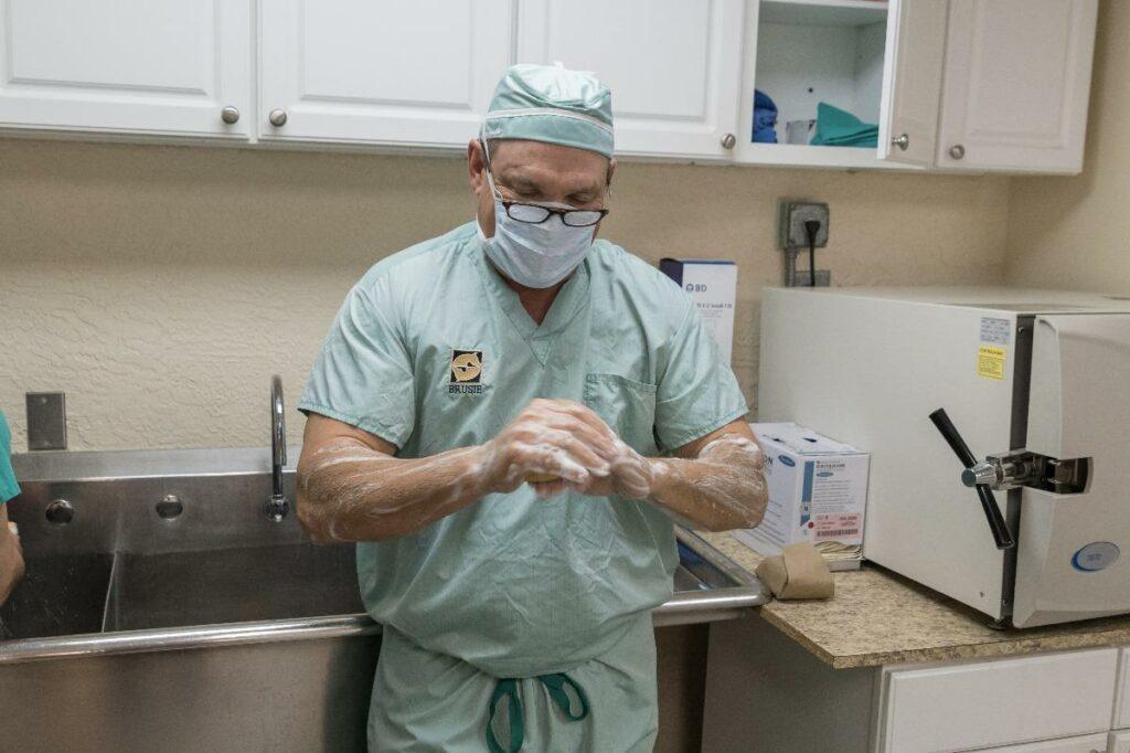Meet Palm Beach Equine Clinic's Dr. Robert Brusie