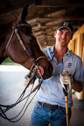DR. BRYAN DUBYNSKY Palm Beach Equine Clinic Veterinarian
