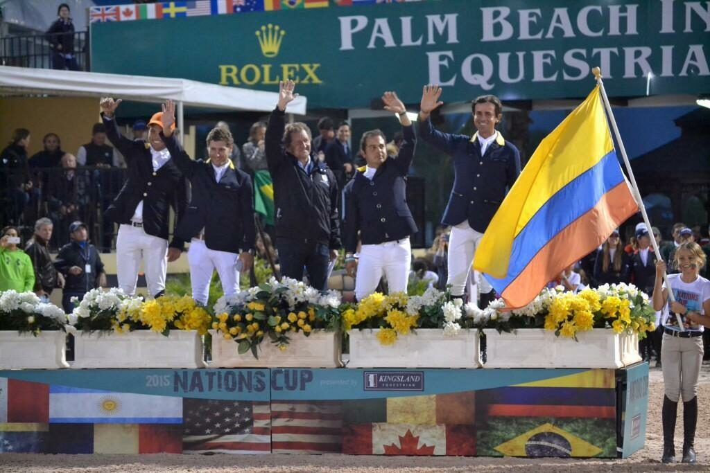 Palm Beach Equine Clinic Welcomes International Veterinarians Throughout CSIO Nations' Cup Week in Wellington