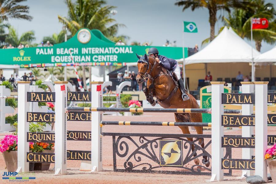 Palm Beach Equine Clinic to Sponsor $391,000 CSI5* Grand Prix at WEF