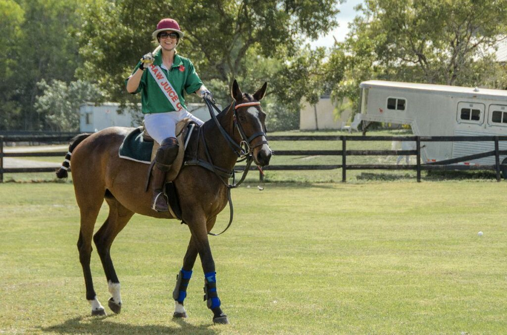 Get to Know Palm Beach Equine Clinic's Dr. Selina Passante-Watt