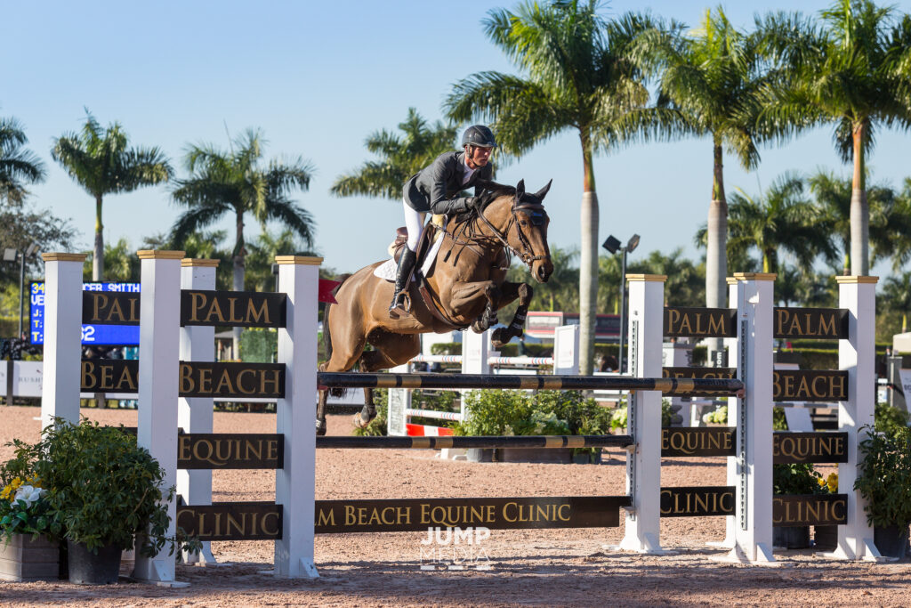 Palm Beach Equine Clinic is a major sponsor and partner of equestrian competitions across disciplines