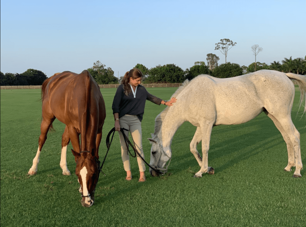 Palm Beach Equine Clinic Veterinary TechnicianBrittany Halstead