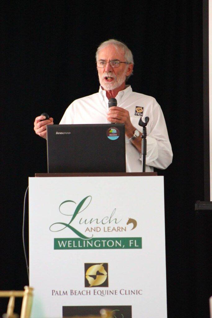 Dr. Stephen OGrady Wellington Florida Palm Beach Equine Clinic
