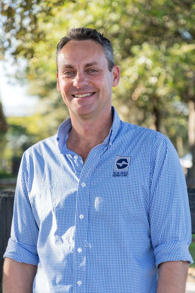 Bryan Dubynsky Palm Beach Equine Clinic Veterinarian