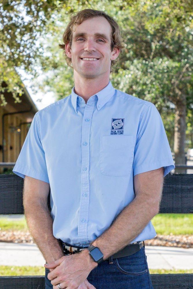 David Priest Palm Beach Equine Clinic Veterinarian