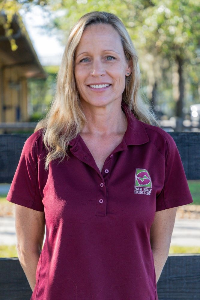 Kathleen Timmins Palm Beach Equine Clinic Veterinarian