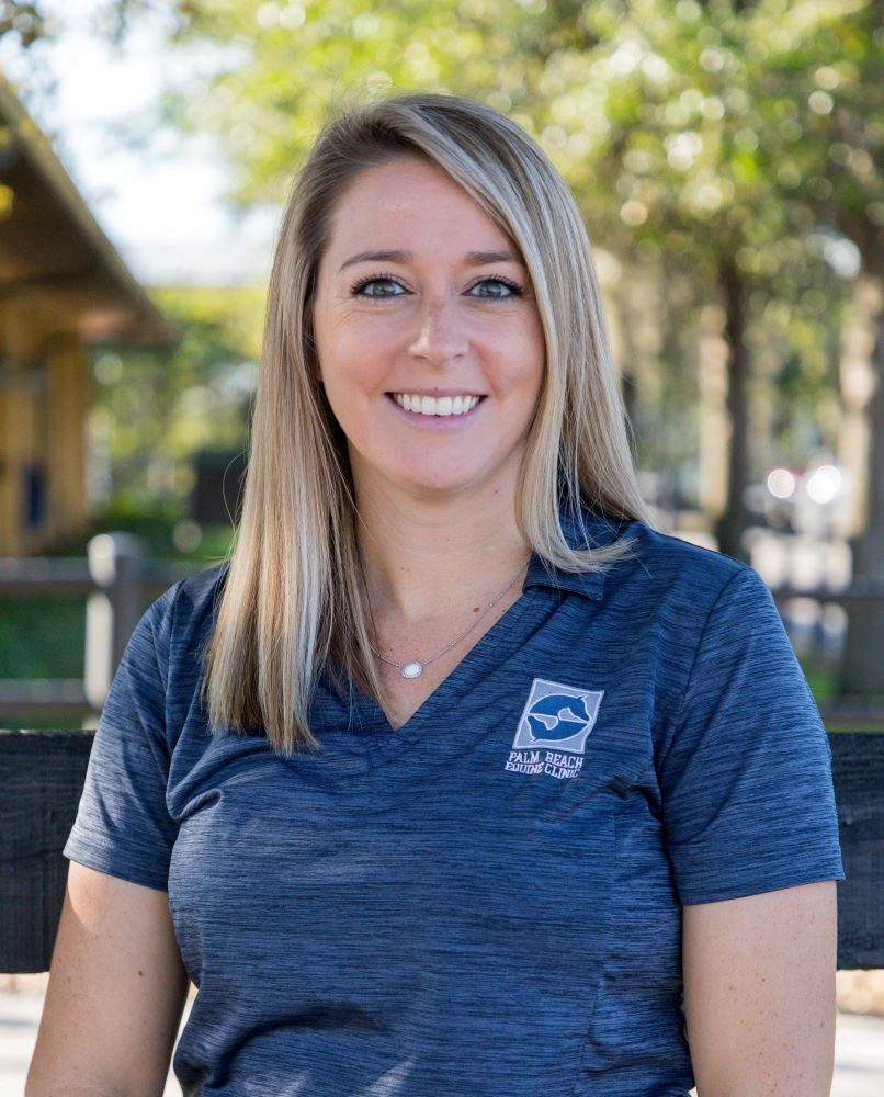 Katie Atwood Palm Beach Equine Clinic Veterinarian