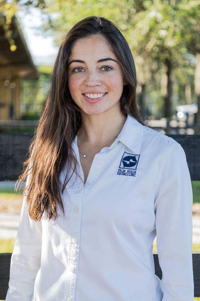 Laura Hutton Palm Beach Equine Clinic Veterinarian
