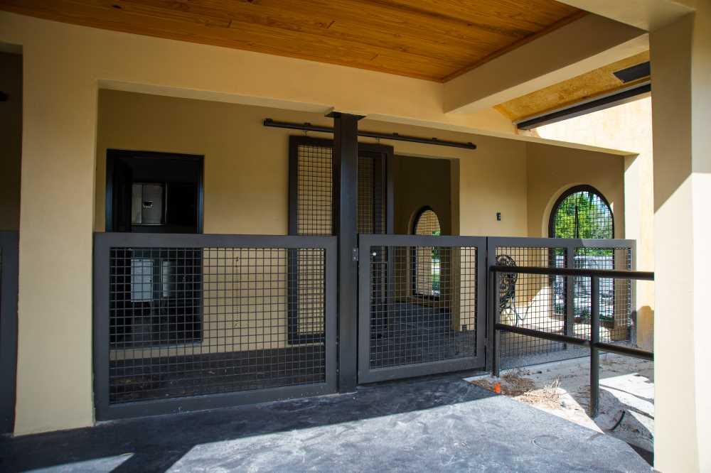 Palm Beach Equine Clinic Isolation Stalls Quarantine