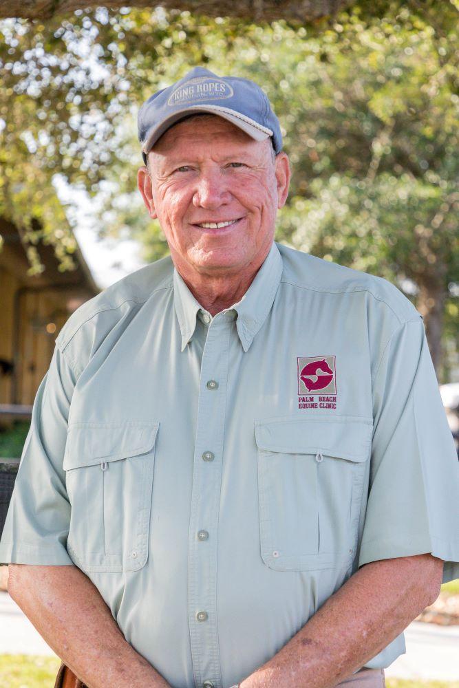 Palm Beach Equine Clinic Veterinarian Paul Wollenman