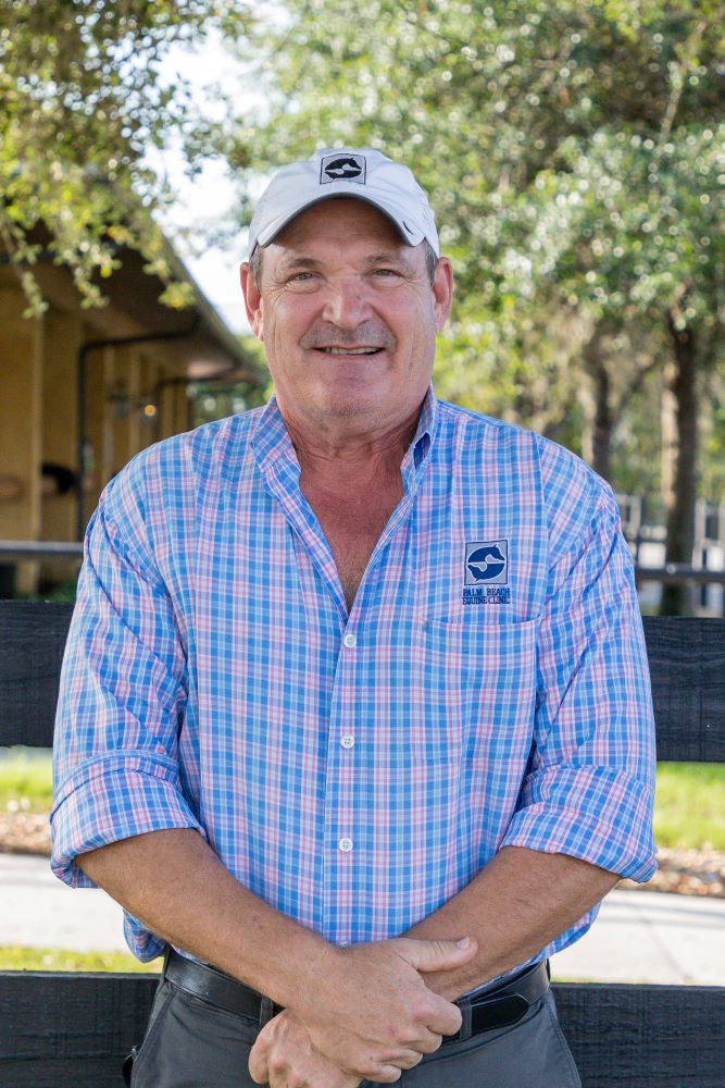 Palm Beach Equine Clinic Veterinarian Robert Bob Brusie