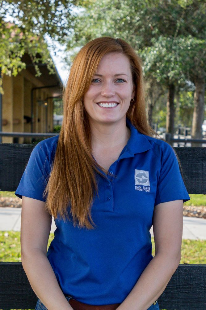 Sarah Allendorf Palm Beach Equine Clinic