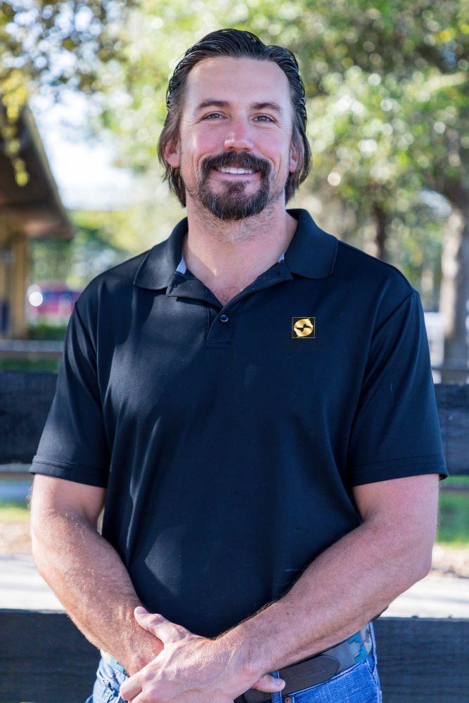 Palm Beach Equine Clinic Veterinarian Weston Davis