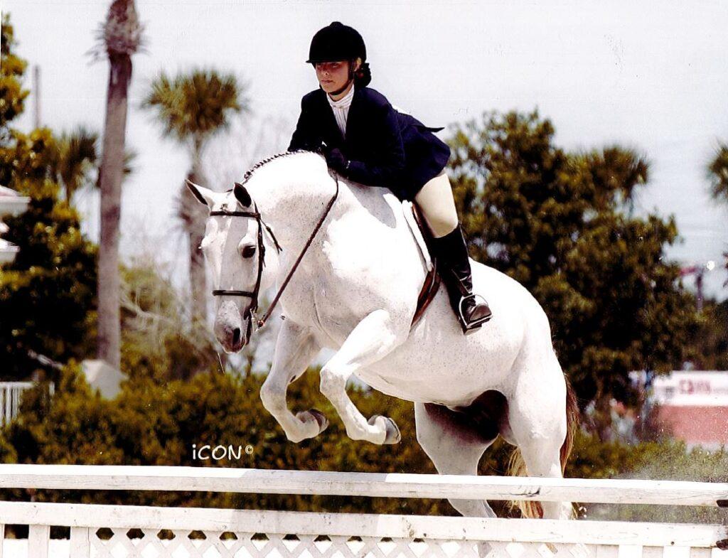 Jennifer Penn Geriatric Colic Case Palm Beach Equine Clinic Surgery