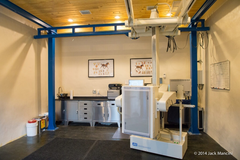 Palm Beach Equine Offers New State-Of-The-Art Nuclear Scintigraphy Equipment
