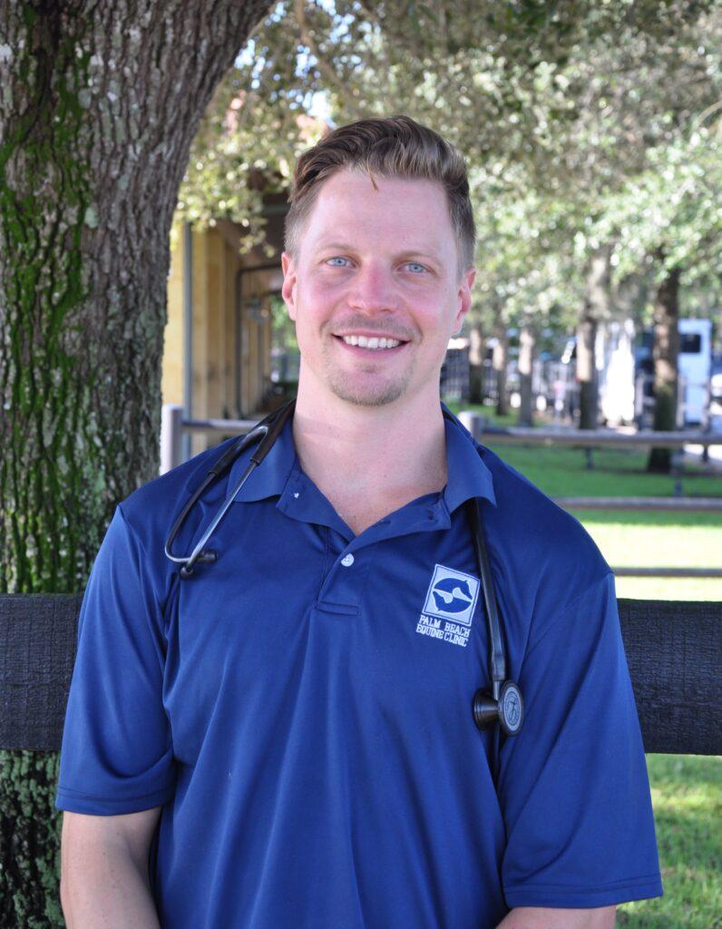 Meet the Palm Beach Equine Clinic Team | Dr. Charley McColough