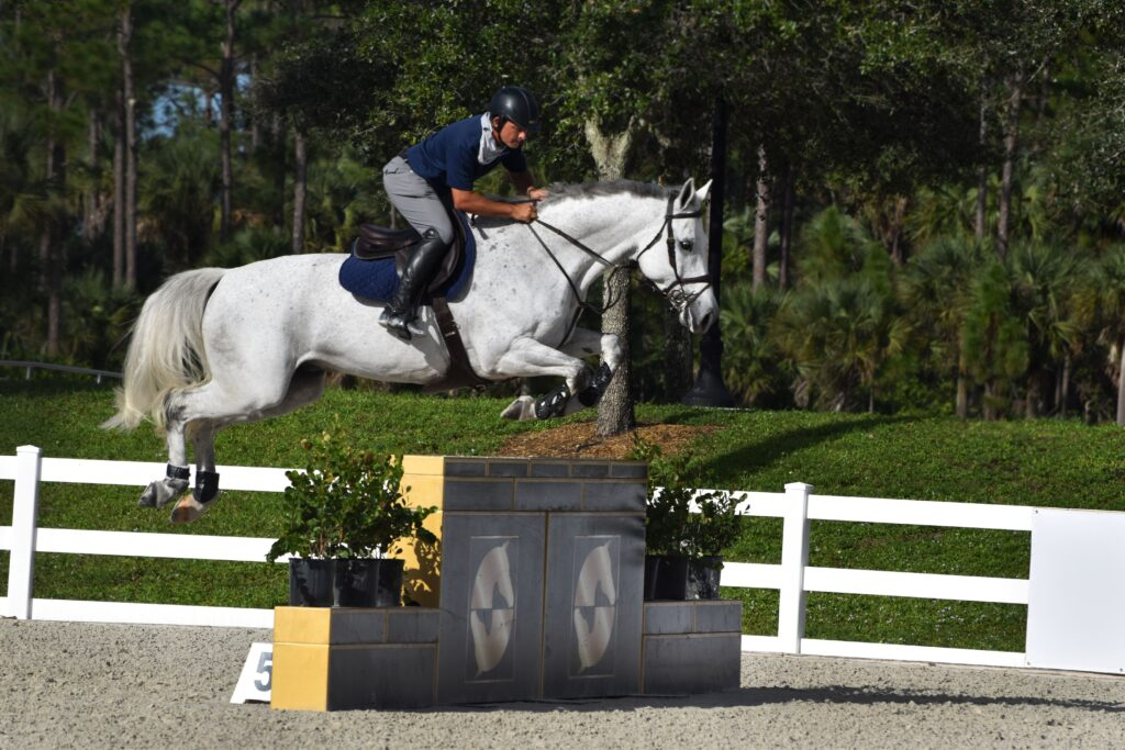 M R Training Days jim brandon equestrian center horse jumping