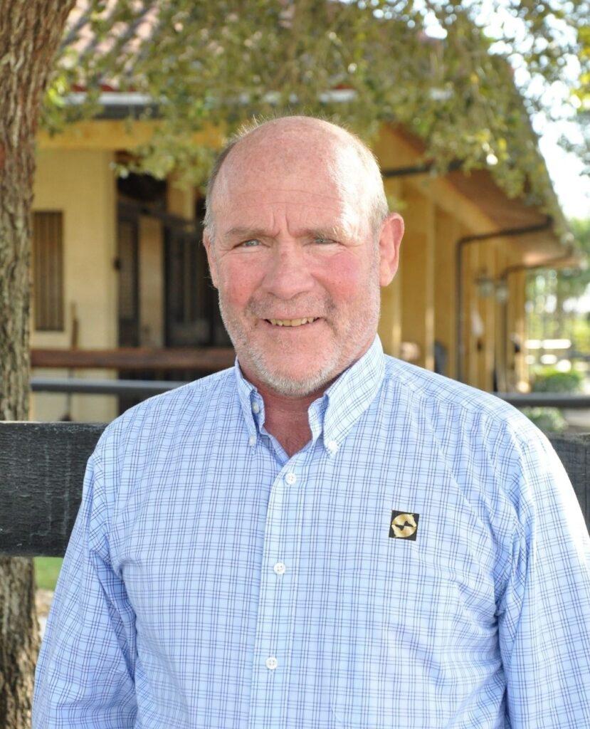 Bill Patterson Veterinarian Palm Beach Equine Clinic Wellington Florida