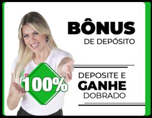 Bônus de depósito em dobro casa de apostas