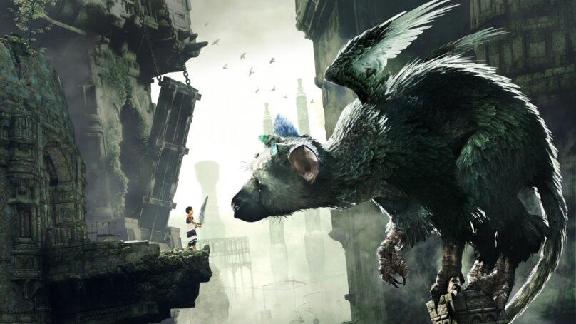 The Last Guardian-Part 1