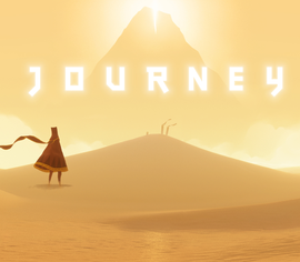 THE MOST BEAUTIFUL GAME EVER!!! | Journey Gameplay Part 1