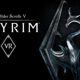 DRAGONSREACH | Elder Scrolls V Skyrim VR (PS4 PSVR) Let's Play Part 5