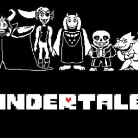 STAY DETERMINED | Undertale Pacifist Let's Play – Part 4