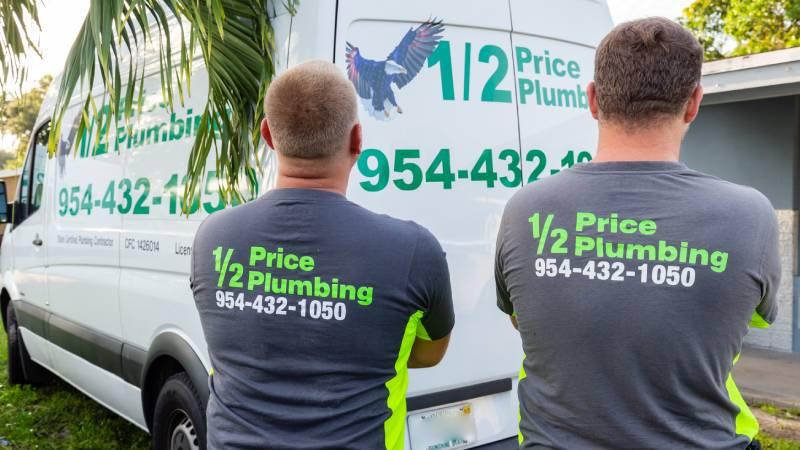 1/2 Price Plumbing