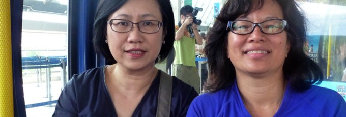sanai & Leslie Woo