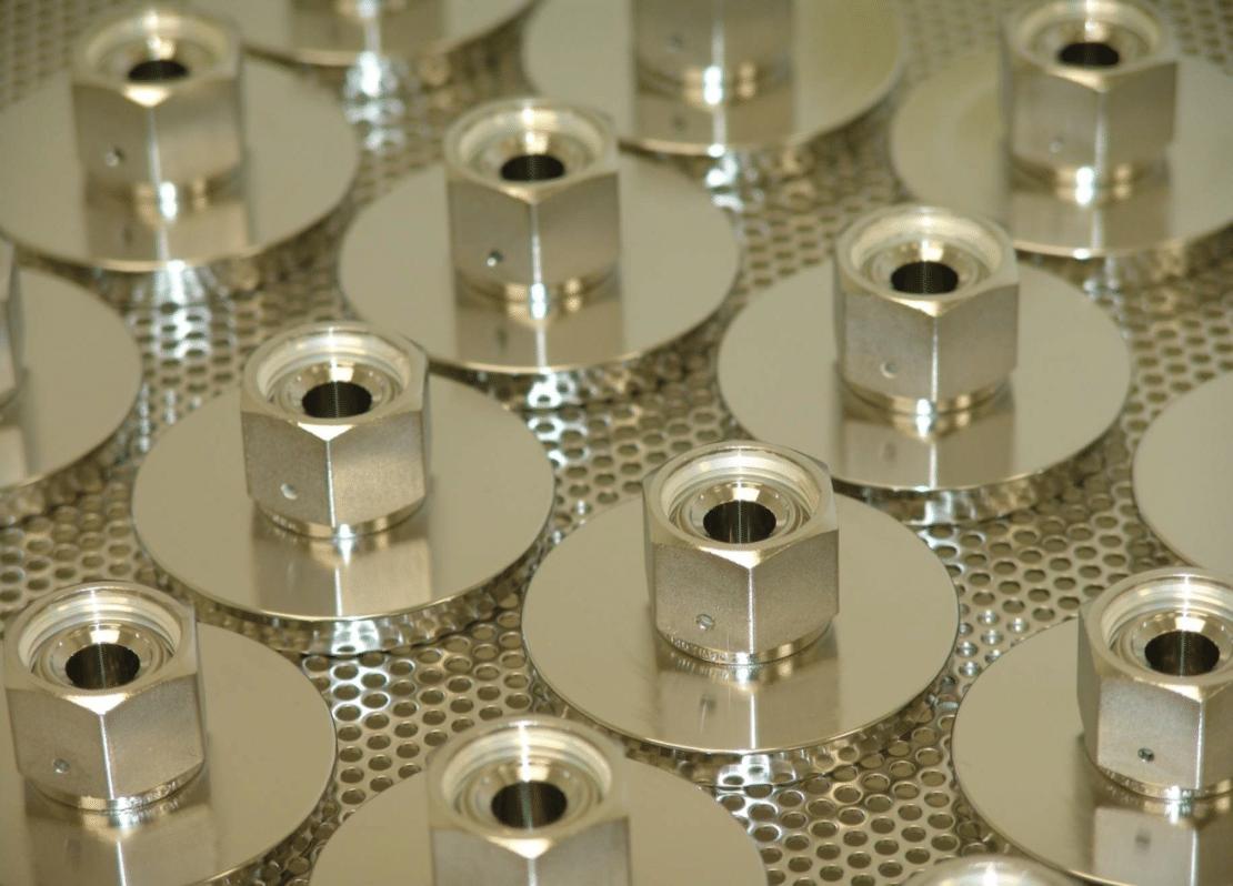 Electropolished Parts