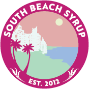 the South Beach Syrup Co. Logo