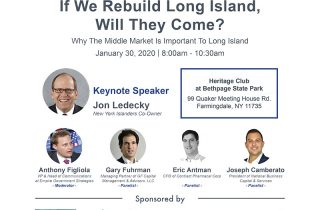 If We Rebuild Long Island, Will They Come?